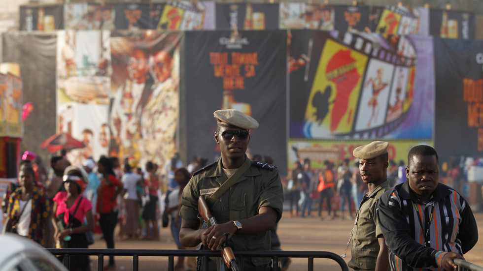 'Suspiciously behaving' US citizen killed by security forces in Burkina Faso on eve of West African nation's election