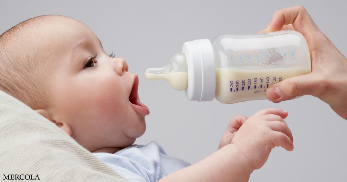 Baby Bottles Release Millions of Microplastic Particles