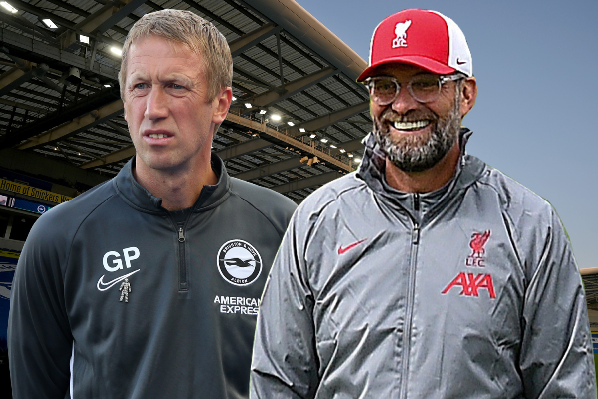 Brighton v Liverpool LIVE commentary and workforce information: Champions let off as Maupay misses penalty