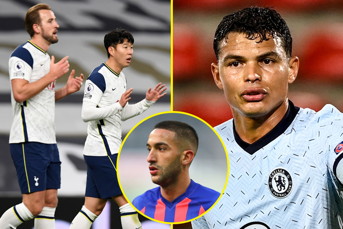 Chelsea vs Tottenham key battles, together with how one can cease Harry Kane and Heung-min Son scoring objectives and what to do about Hakim Ziyech