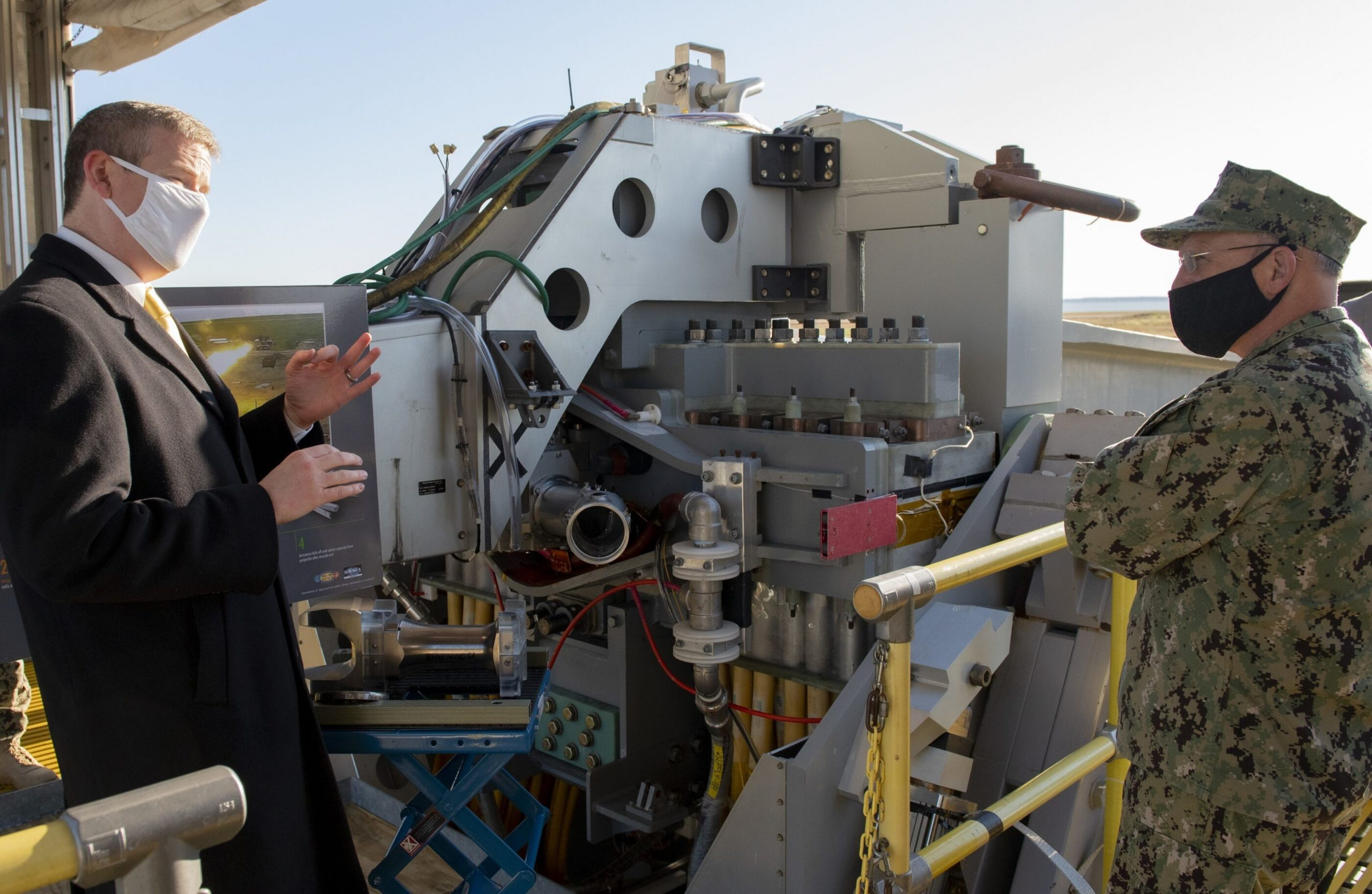 Chief of Naval Operations: directed vitality weapons aren't science fiction