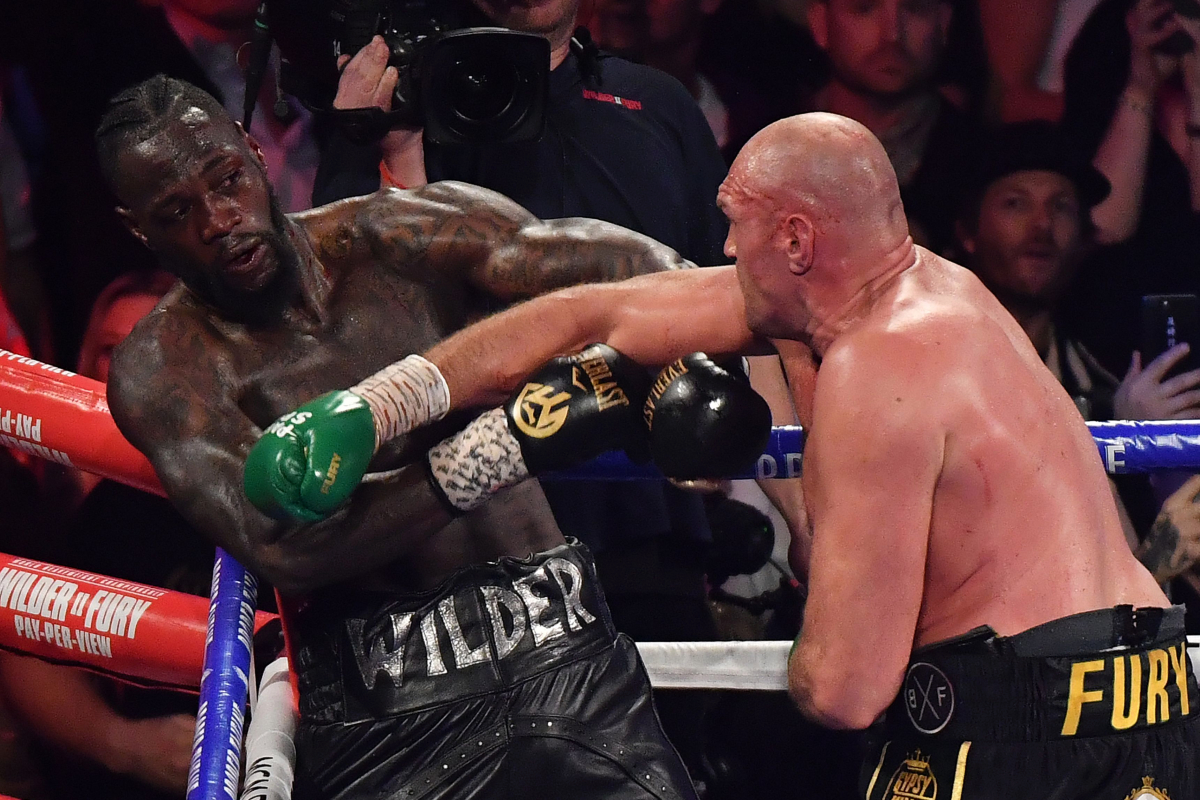 Deontay Wilder accuses Tyson Fury of CHEATING in beautiful video and calls for trilogy battle as American speaks out for first time in months