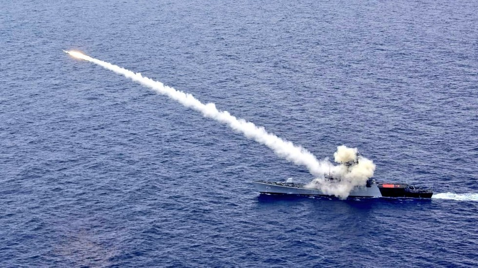 Indian navy flexes its muscular tissues in anti-ship missile check, demonstrating lethal accuracy at 'most vary' (VIDEO)