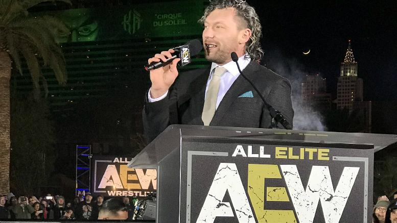 Kenny Omega says he'd be 'all for' AEW and WWE working together putting on event with fantasy matchups