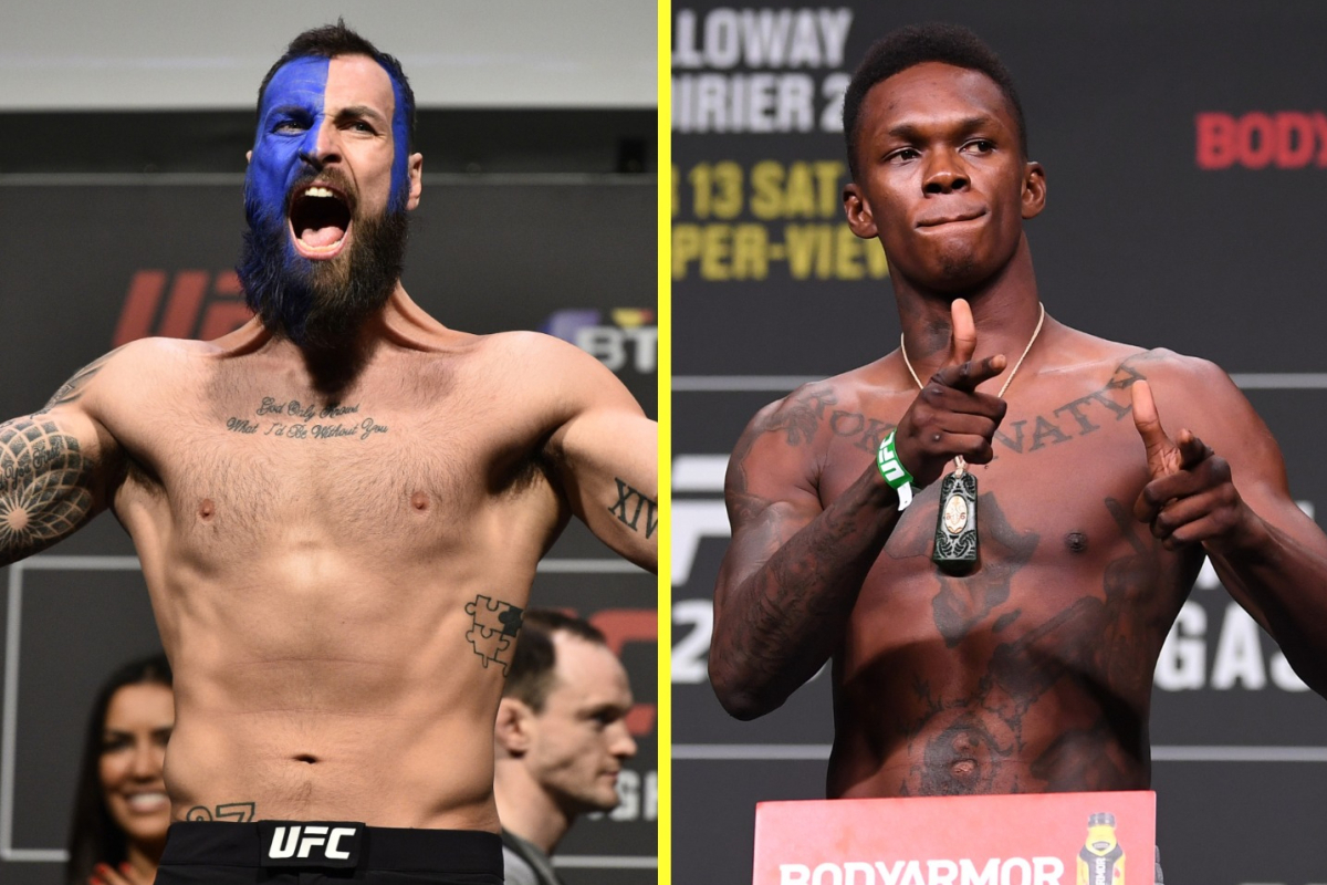 Paul Craig predicts Israel Adesanya vs Jan Blachowicz, reveals why Jon Jones leaving has made the division 'so much better', and backs Scotland for success at Euro 2020