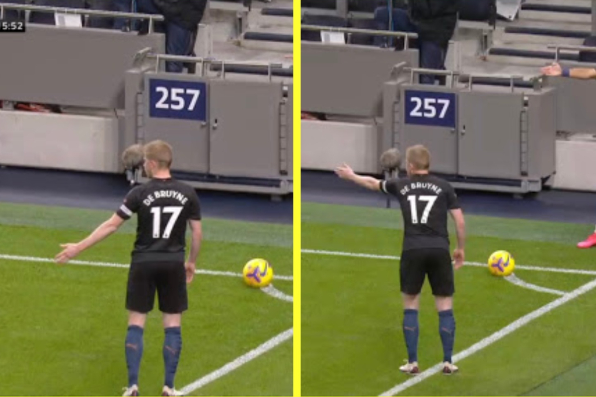 Sky Sports commentators forced to apologise after Kevin De Bruyne heard screaming obscenities at linesman