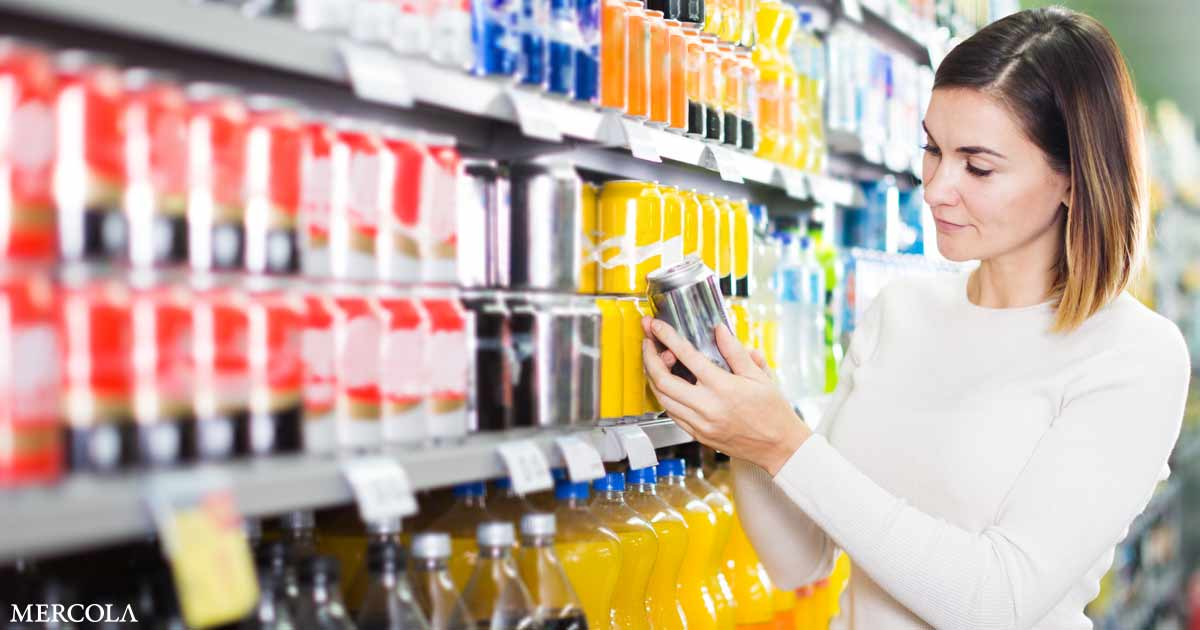 Study: Sweetened and Artificially Sweetened Drinks Are Bad