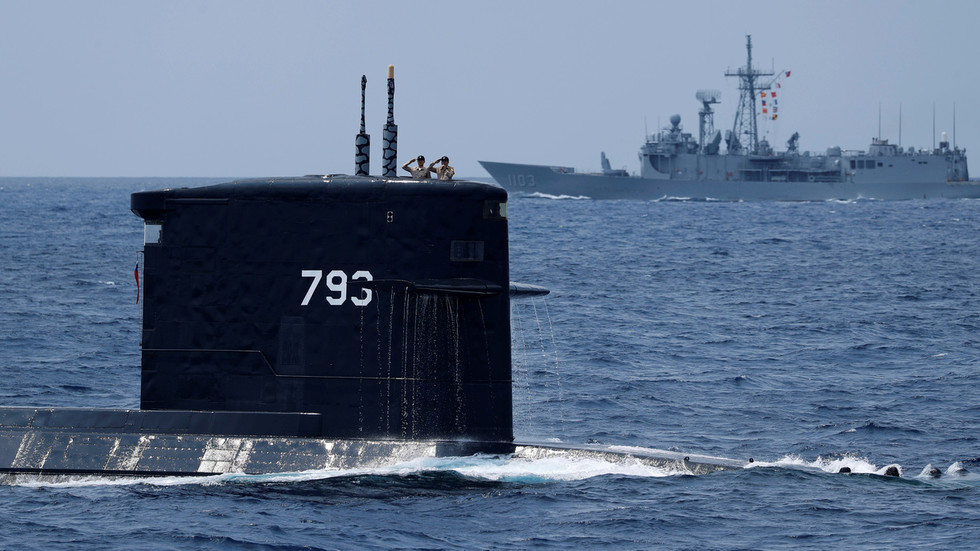 Taiwan to start building new submarines next week as island prepares self-defense amid tensions with China