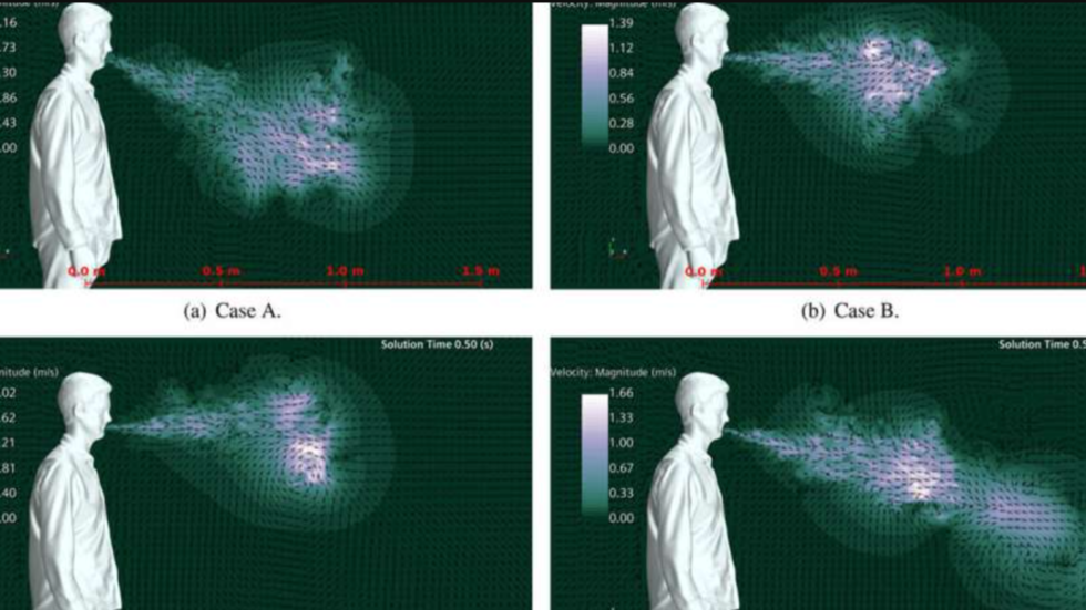 What does a 'superspreader' look like? Scientists identify physical features that could boost Covid-19 transmission