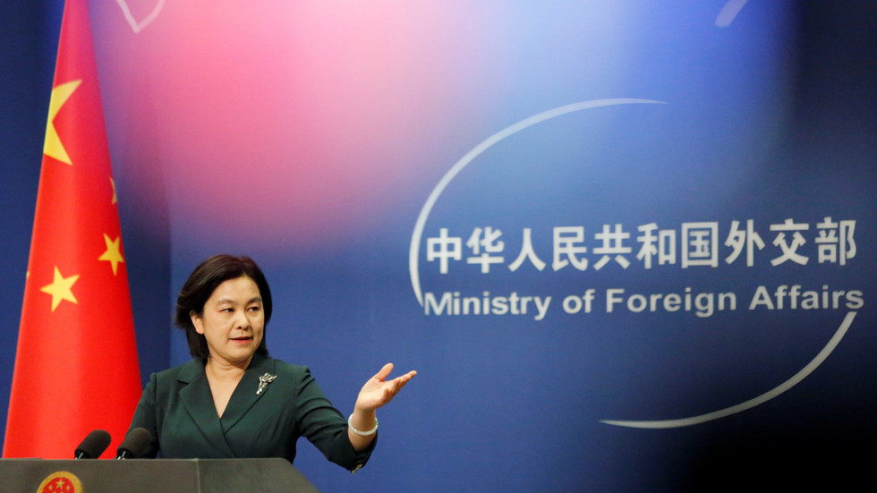 Beijing slaps sanctions on four people with hyperlinks to US democracy promotion efforts in Hong Kong