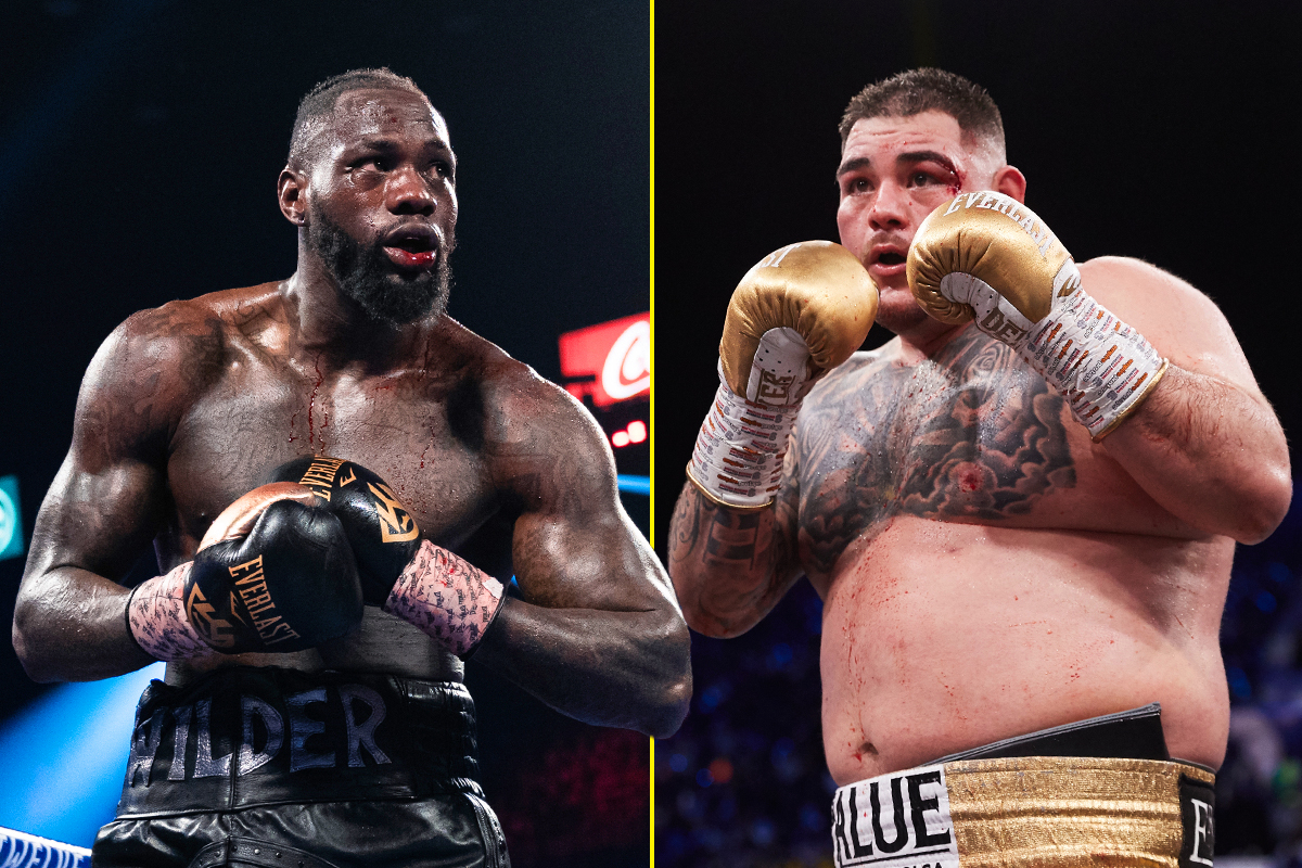 Andy Ruiz Jr vs Deontay Wilder could be perfect heavyweight fight for both men if Tyson Fury vs Anthony Joshua happens next