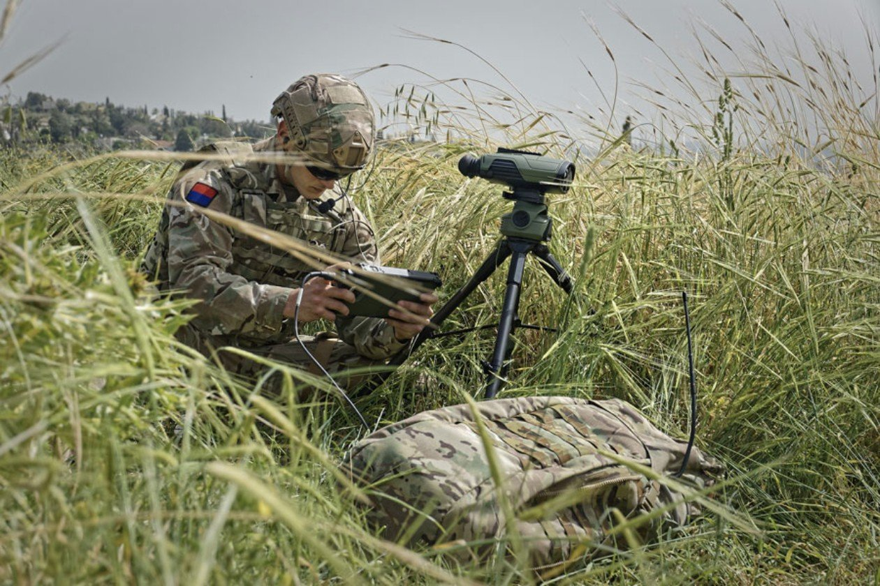 British Military awards contract to Elbit Methods for high-end surveillance system