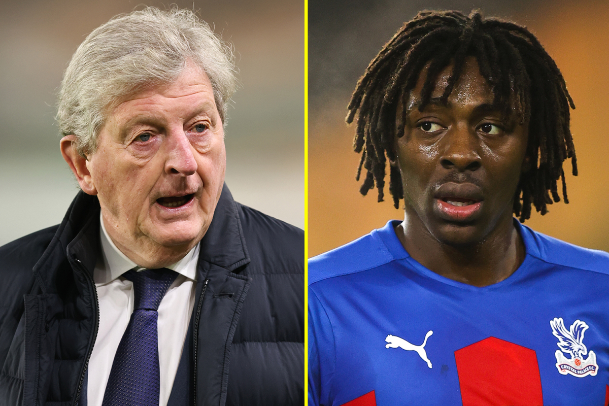 Crystal Palace's Ebere Eze will be fined for coronavirus rule breach says Roy Hodgson, but playmaker won't be dropped for Arsenal clash