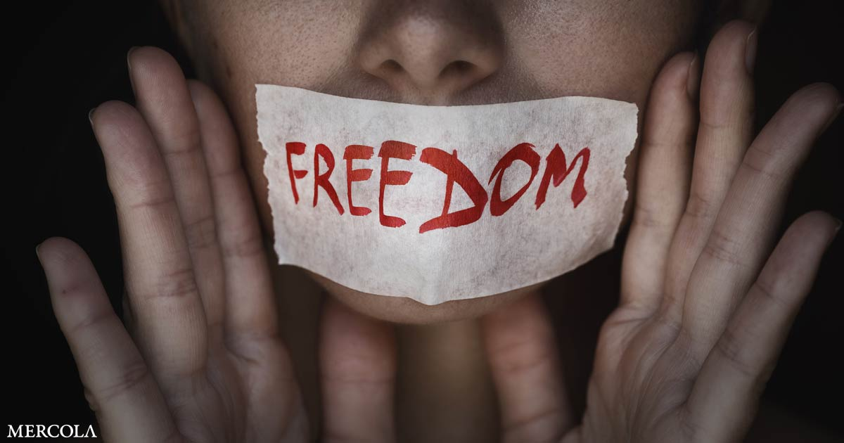 Decentralization Pressing as Large Tech Condemns Free Speech