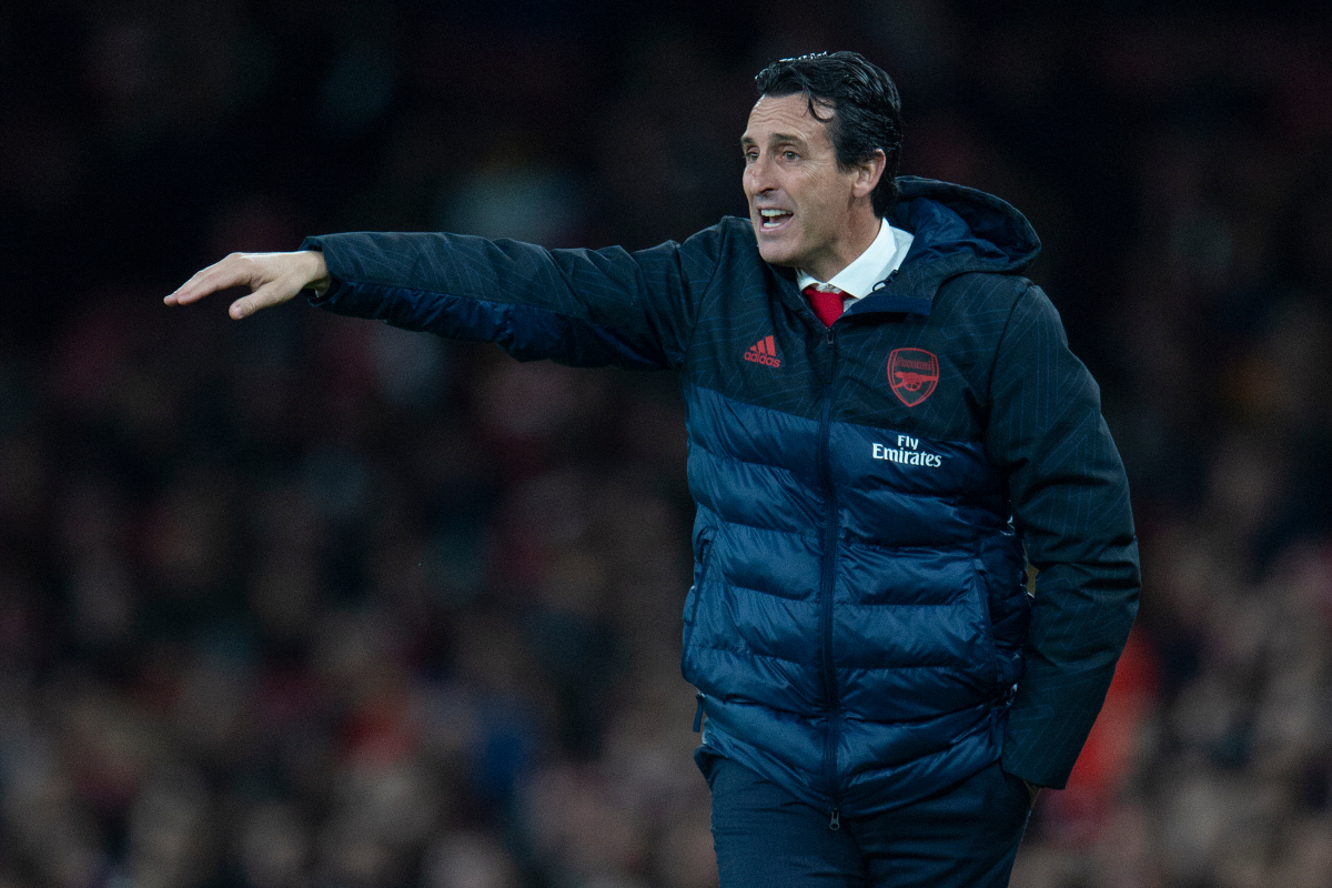 Former Arsenal boss Unai Emery sends classy message to Gunners fans – 'I can't say anything negative to them'