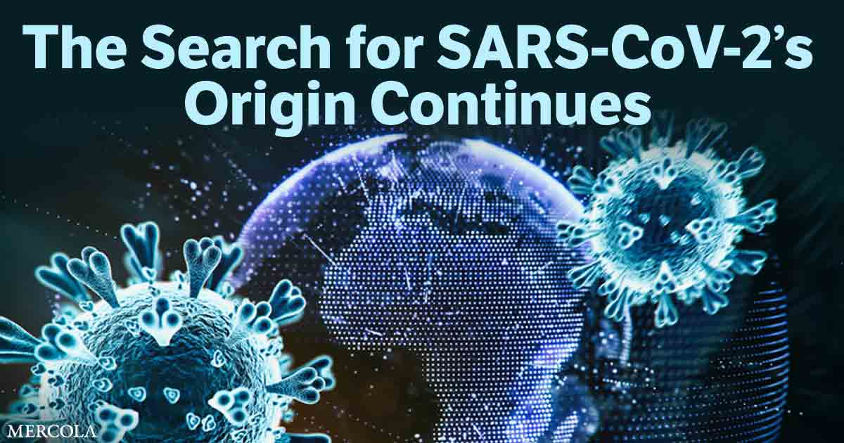 The Seek for SARS-CoV-2's Origin Should Proceed
