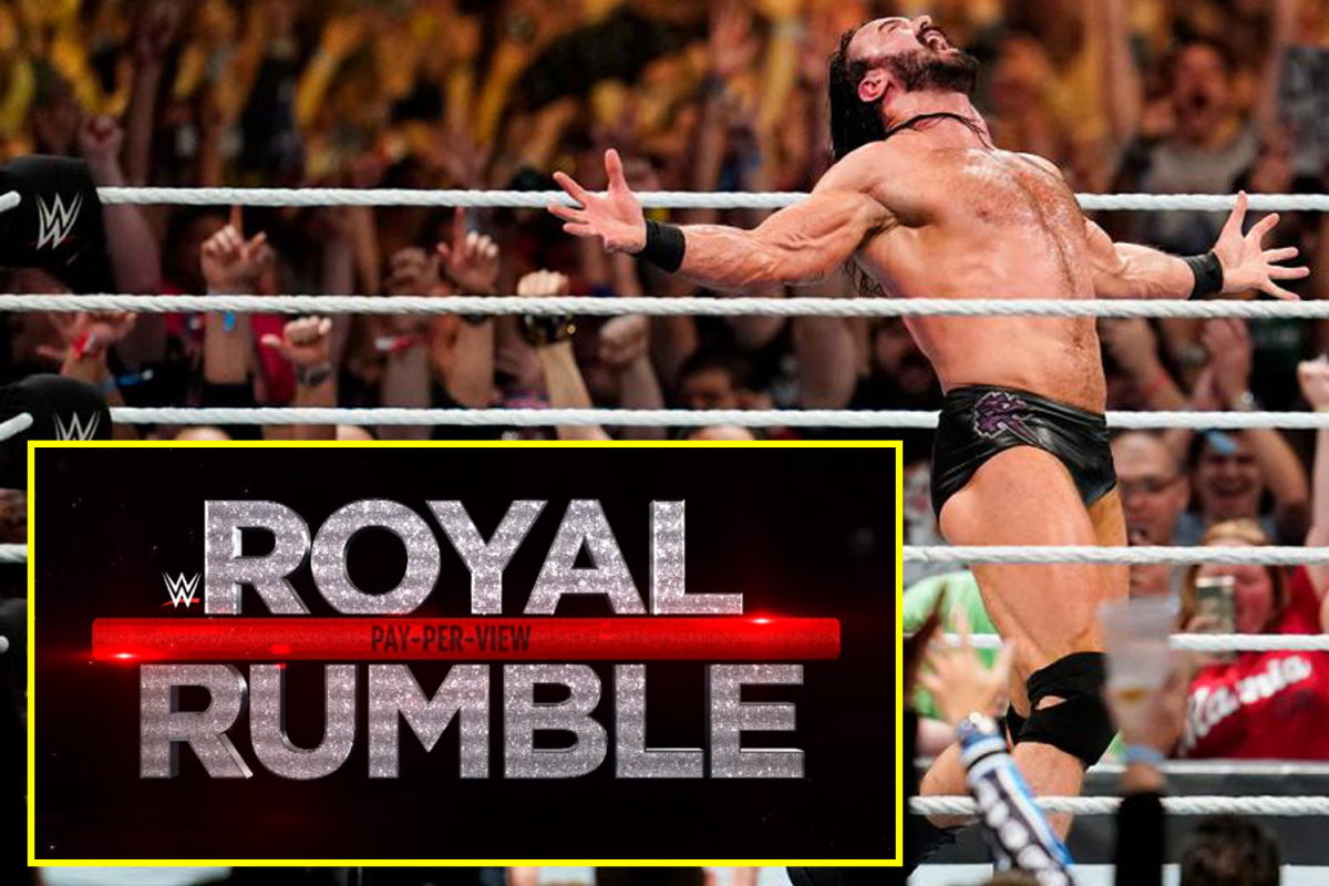 WWE Royal Rumble 2021: Date and UK begin time, reside stream, tips on how to watch, struggle card and who's participating with rivals introduced