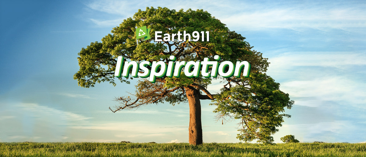 Earth911 Inspiration: Be Good to the Setting