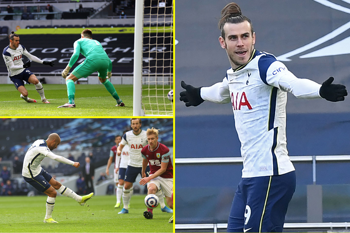 Gareth Bale again to his finest with glorious brace as Harry Kane continues exceptional scoring file towards Burnley in Tottenham rout
