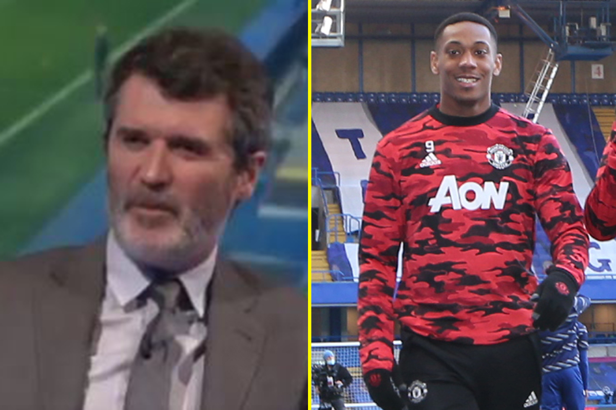 Manchester United ahead Anthony Martial accused of 'not loving the sport' and having 'completely different priorities' as he's benched at Chelsea