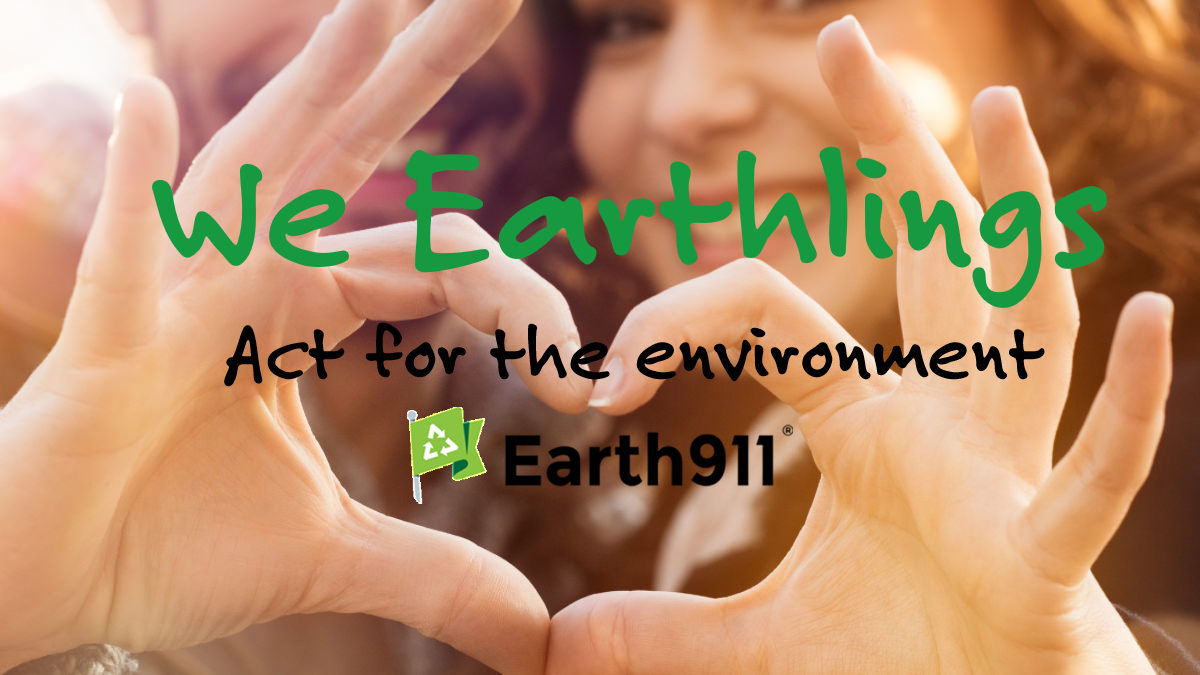 We Earthlings: We're in — Let's Lower Our Water Use