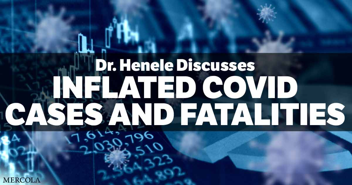 CDC Violated Regulation to Inflate COVID Instances and Fatalities
