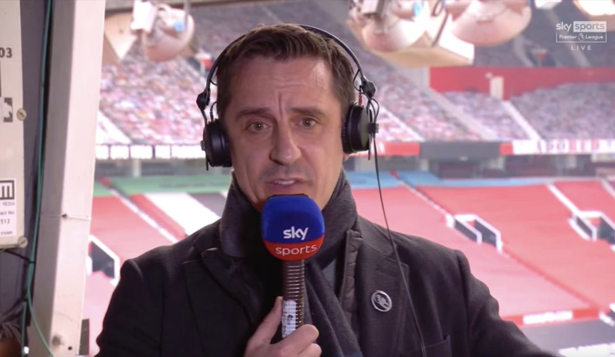 Gary Neville tears into 'disgraceful' European Tremendous League plans in unimaginable rant – 'It's a felony act in opposition to followers'