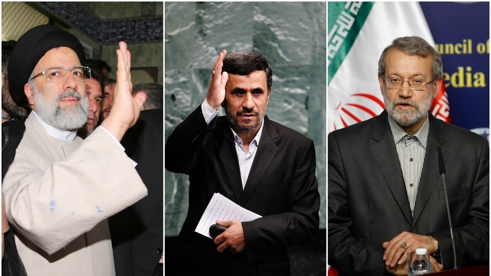 Iran's ex-President Ahmadinejad amongst political heavyweights vying for presidency forward of upcoming elections