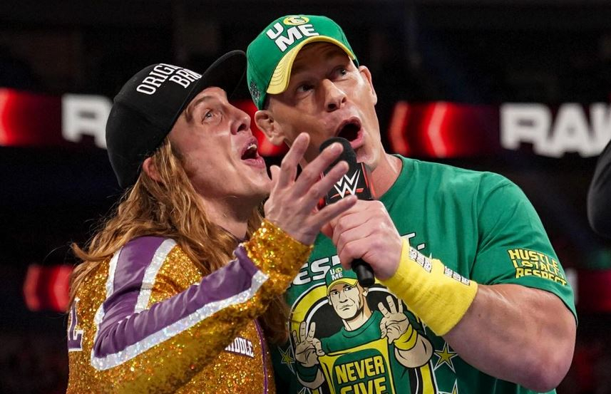 John Cena did NOT seem on WWE RAW, however right here's what he did after the present
